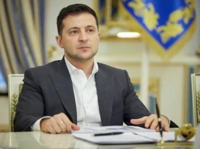 Зеленский ввел в действие решение СНБО о санкциях против 10 бывших силовиков, изменивших Украине