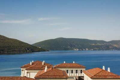 One&Only Portonovi: роскошный курорт на берегу Адриатического моря