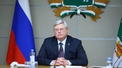 Губернатор Томской области отправил в отставку главу избиркома