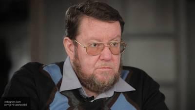 Сатановский ответил Байдену американской поговоркой на заявление о Крыме