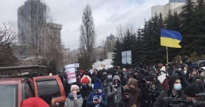Съезд судей избрал трех членов ВСП, проигнорировав требования протестующих