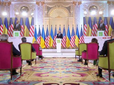 """""""Приход Байдена открывает возможность углубить партнерство США и Украины"""". Презентовано обращение украинских и американских деятелей к правительствам двух стран"""