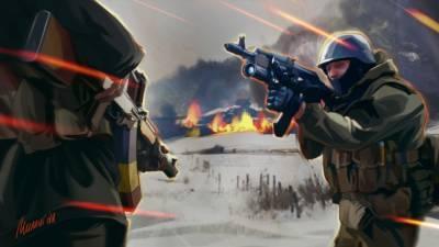 Эксперт назвал несбыточными мечты Киева о победоносной войне в Донбассе