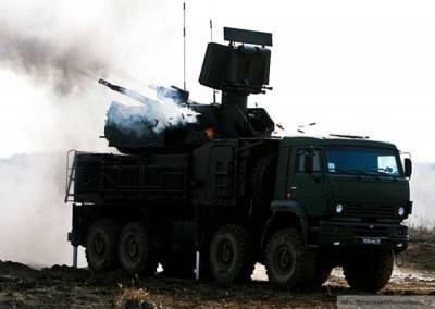 """Отразивший атаку 20 турецких беспилотников """"Панцирь-С1"""" шлет тревожный сигнал Киеву"""
