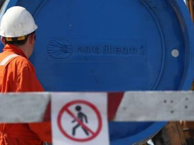 """В Госдепе США заявили о возможности введения новых санций против """"Северного потока 2""""."""