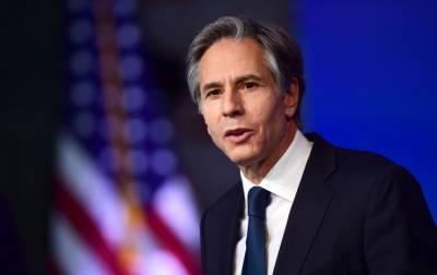 """США рассматривают возможность новых санкций против """"Северного потока-2"""", - глава Госдепа"""