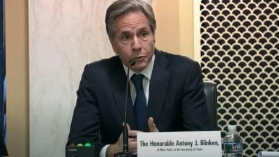 США могут усилить санкции против России – Блинкен