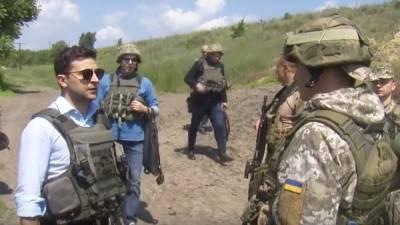 Военный корреспондент Александр Коц раскрыл план Зеленского по Донбассу