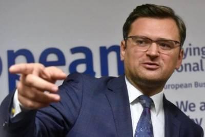 Глава МИД Украины рассказал о стратегии по «деоккупации» Крыма