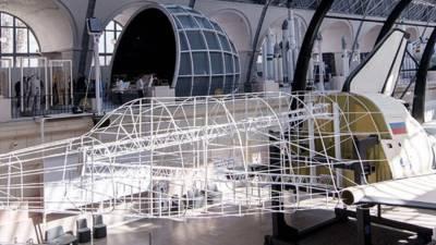 Собянин и Рогозин осмотрели ход строительства Национального космического центра