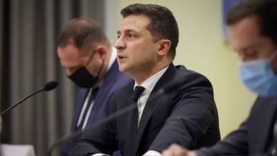 Украинский депутат едва не сорвал выступление Владимира Зеленского