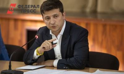В «Слуге народа» рассказали о втором президентском сроке Зеленского
