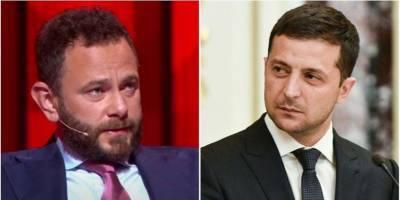 «Вы дали на это добро?»: после отстранения от руководства киевской ячейки СН Дубинский обратился к Зеленскому