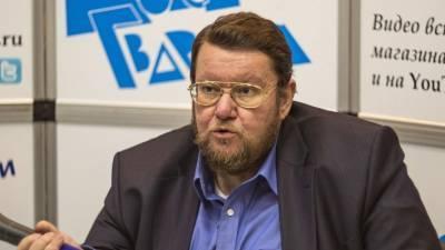 «Туго доходит». Сатановский объяснил, почему Киев «рвется в бой» с Россией
