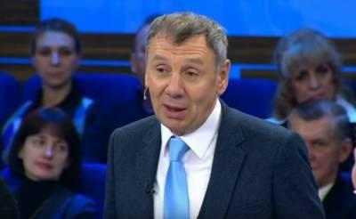 Марков рассказал, почему российский «Спутник V» вызывает бешенство у Запада