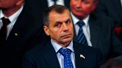 Глава парламента Крыма назвал виновных в водной блокаде полуострова