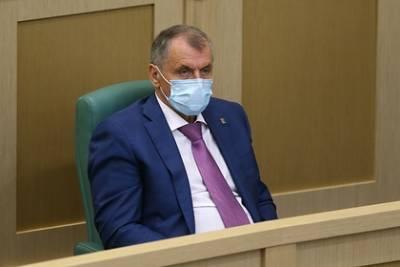 В Крыму назвали ответственных за водную блокаду