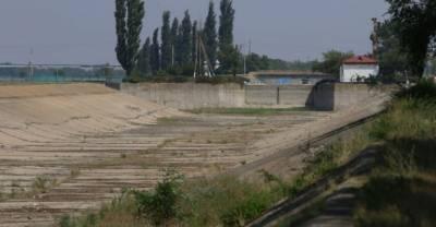 Глава парламента Крыма назвал имена трёх организаторов водной блокады полуострова