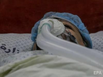 В Украине задействовано наибольшее за время эпидемии COVID-19 число аппаратов ИВЛ – Шмыгаль