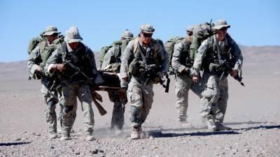 Пентагон занижает реальную численность военнослужащих США в Афганистане