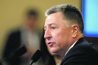 Курт Волкер пытается наладить контакты между президентами США и Украины