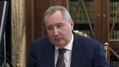 Рогозин отверг предположения об «альянсе» с КНР в космосе против Запада