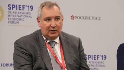 Рогозин ответил на слухи о создании «альянса» с Китаем в космосе против Запада
