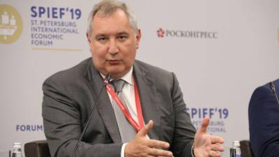 """Рогозин оценил возможный """"альянс"""" России и Китая в космосе"""