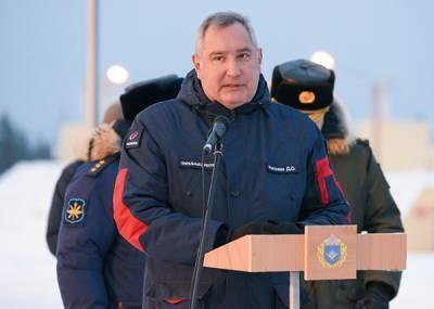 "Рогозин ответил на предположения об ""альянсе"" с КНР в космосе против Запада"