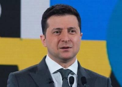 Зеленский заявил, что семь лет назад Россия устроила «фейковый референдум» в Крыму