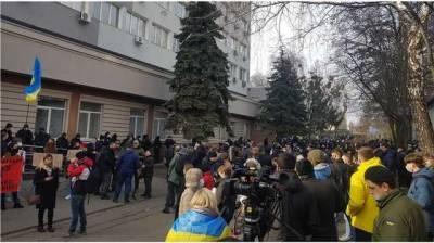 Антоненко не доставили из СИЗО в суд, в заседании объявили технический перерыв
