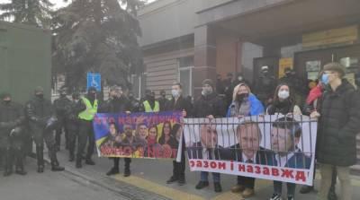 Дело Шеремета: сторонники Антоненко направились к СИЗО