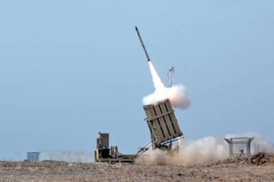 Израильская ПРО «Железный купол» успешно отразила атаку роя дронов