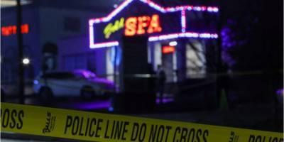 Полиция задержала стрелка из Атланты, который убил восемь человек