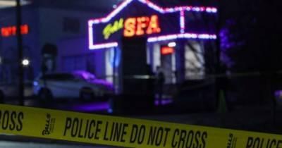В США при стрельбе в трех массажных салонах погибли восемь человек