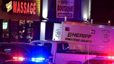 В массажных салонах Атланты убиты восемь человек