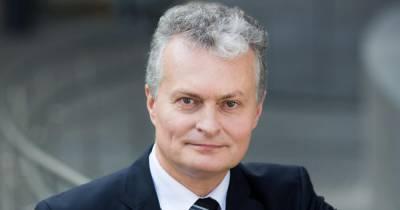 У Зеленского рассказали о программе визита президента Литвы в Украину