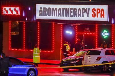 Восемь человек убиты в результате расстрела трех спа-салонов в США