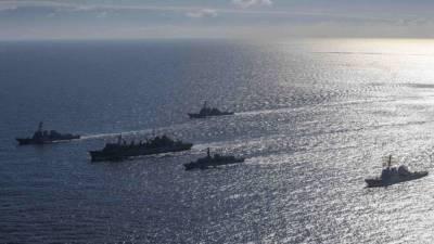 Минобороны России сообщило о планах НАТО и Украины провести восемь учений вблизи Крыма