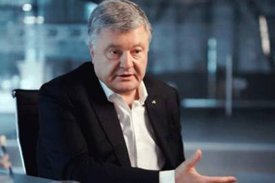 Порошенко заявил о поддержке Зеленского