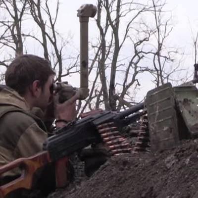 В ДНР заявляют об обострении обстановки на линии соприкосновения