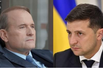 Из-за сведения счетов с Медведчуком Зеленский превратился из «голубя мира» в «ястреба войны», – Buchkomplizen