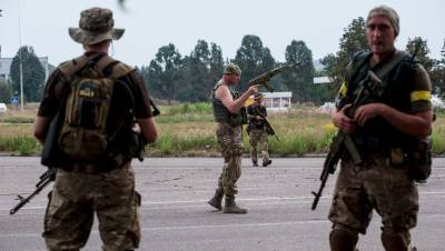 Украинский политик рассказал, почему Киев должен готовиться к войне в Донбассе