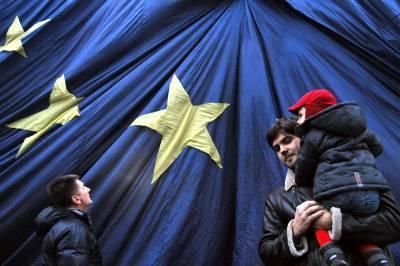 """Зеленский назвал Украину в ЕС """"стратегически достижимой мечтой"""""""