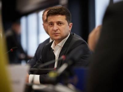 Зеленский представил план по вступлению Украины в ЕС