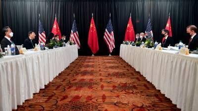 США заверили, что не хотят конфликта с Китаем, но намерены защищать своих союзников
