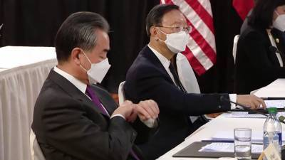 Китай обвинил США в нарушении дипломатического протокола