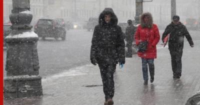 В Москве 2 марта ожидается гололедица и небольшой снег