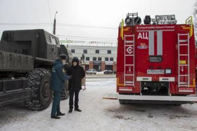 Один человек, пострадавший при пожаре в психоневрологическом интернате в Тверской области, умер в больнице