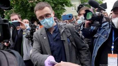 Дело Стеренко: Зеленский рискует сделать первый шаг к своему Майдану